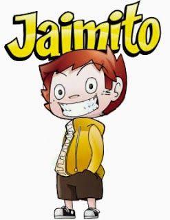 Chiste de Jaimito, escuela, canciones, casa, papá, canción, madre, hermanito, abuela.