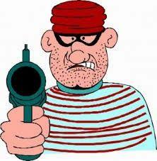 Chistes de ladrones.