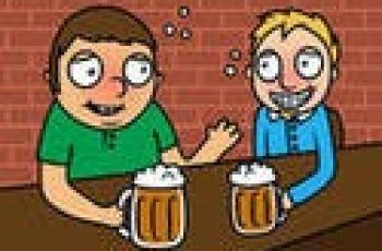 Borrachos sin dinero - Chistes de borrachos