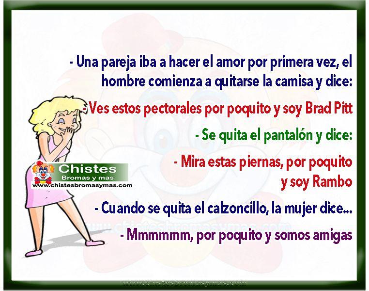 Chistes de novios haciendo el amor [PUNIQRANDLINE-(au-dating-names.txt) 21