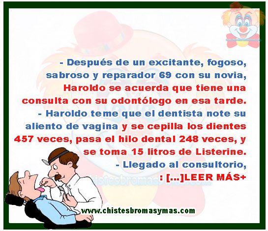 Consulta Odontológica Chistes Divertidos De Dentistas