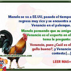 Manolo y Venancio - Chistes de gallegos divertidos.